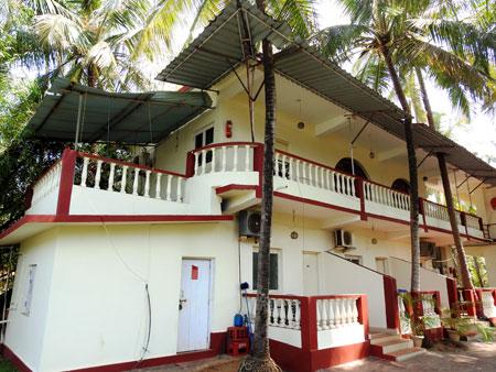 new morjim club resort 3 северный Гоа